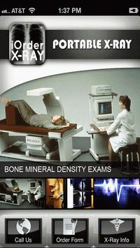 iOrder X-Ray poster