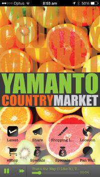 Yamanto Country Market poster
