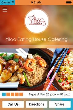 Yiloo Catering poster