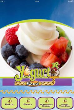 Yogurt Beach poster