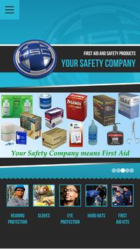 Your Safety Company poster