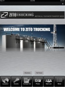Zito Trucking Group poster