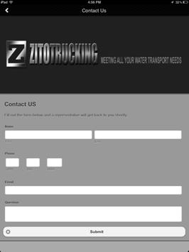 Zito Trucking Group apk screenshot
