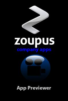 Zoupus App Previewer apk screenshot