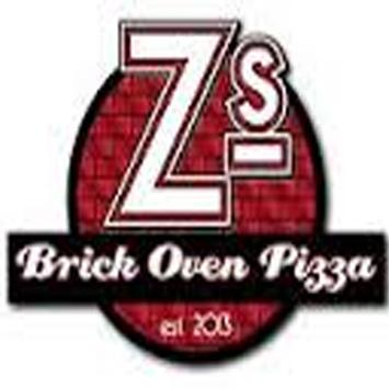Z's Pizza poster