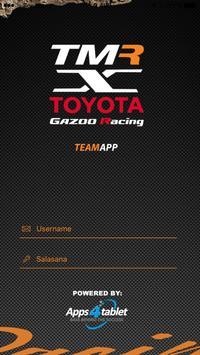 TMR x GR TeamApp I apk screenshot