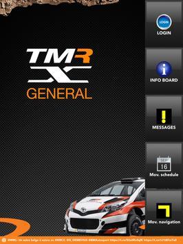 TMR TeamApp General apk screenshot