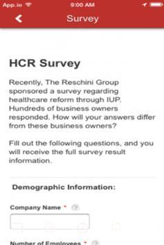The Reschini App apk screenshot