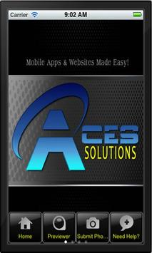 Aces Mobile Solutions poster