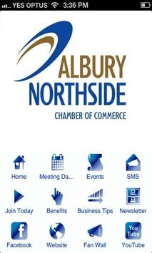 Albury Northside Chamber poster