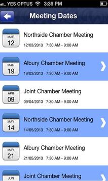 Albury Northside Chamber apk screenshot