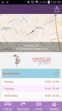 American Academy of Dance apk screenshot