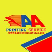 AA Printing LV icon