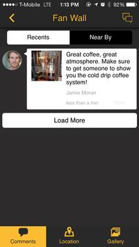 Michael Thomas Coffee Roasters apk screenshot