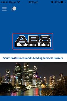 ABS Business Sales App poster
