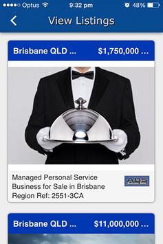 ABS Business Sales App apk screenshot