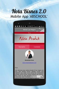 ABSchool - Sekolah Bisnes apk screenshot
