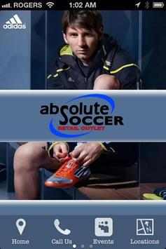 Absolute Soccer poster