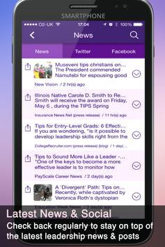 Leadership Tips & Techniques apk screenshot