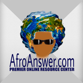 AfroAnswer icon