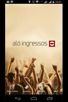 Alô Ingressos poster