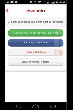 Alô Ingressos apk screenshot