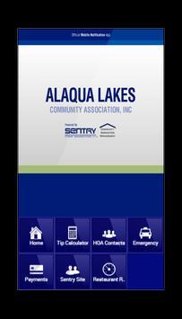Alaqua Lakes poster