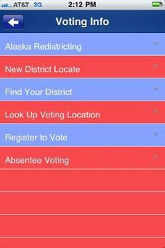 Alaska Republican Party apk screenshot
