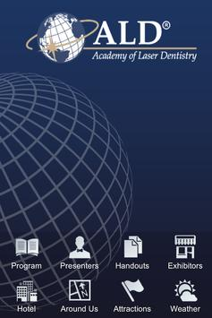 Academy of Laser Dentistry poster