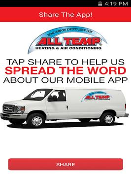 All Temp Heating & Air apk screenshot