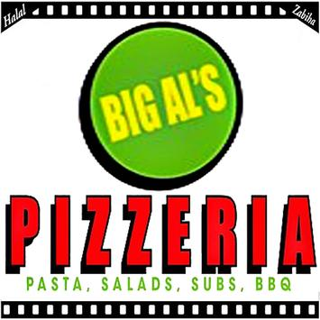 Big Als Pizzeria Maywood poster