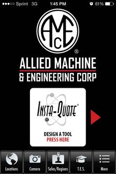 Allied Machine & Engineering apk screenshot