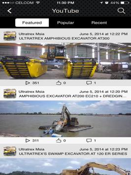 Amphibious Excavator apk screenshot
