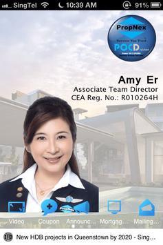 Amy Er poster