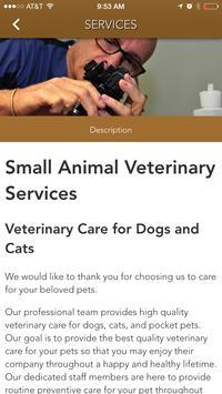 Annex Animal Hospital apk screenshot