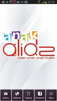 Anak Alidz poster