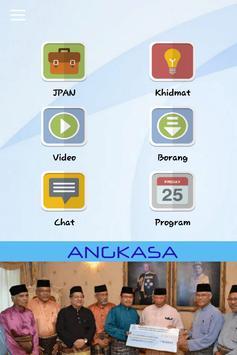 Koperasi Angkasa poster