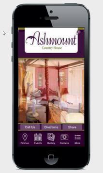 Ashmount Haworth poster