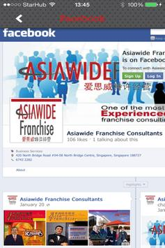 AsiaWide Franchise Consultants apk screenshot