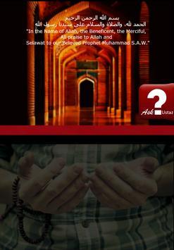 Ask Ustaz apk screenshot