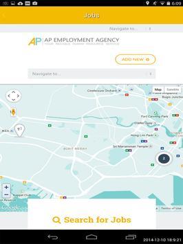AP Employment apk screenshot