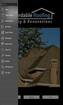 Affordable Roofing & Siding apk screenshot
