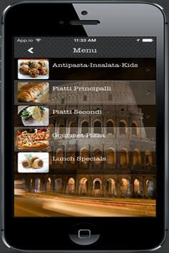 Argento's Italian Bistro apk screenshot