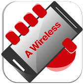 A Wireless icon