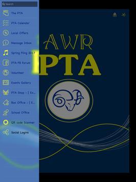 Allen W Roberts School AWR PTA apk screenshot