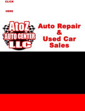 A to Z Auto Super Center apk screenshot