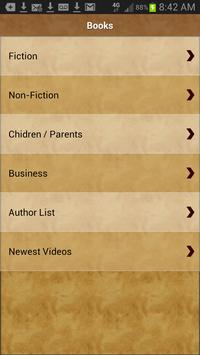 Authors Broadcast apk screenshot