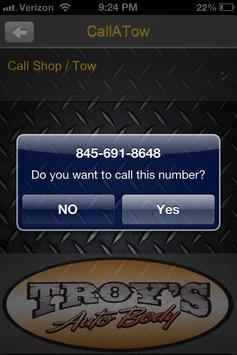 Troy's Auto Body apk screenshot
