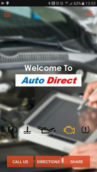 Auto Direct poster