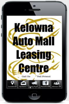 Kelowna Auto Mall Leasing poster